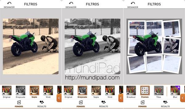 PopAGraph para iPad