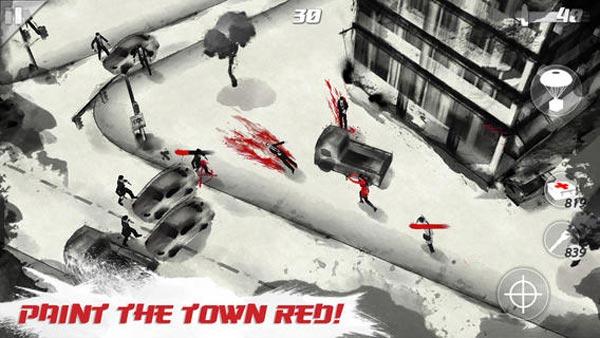 Bloodstroke para iPad