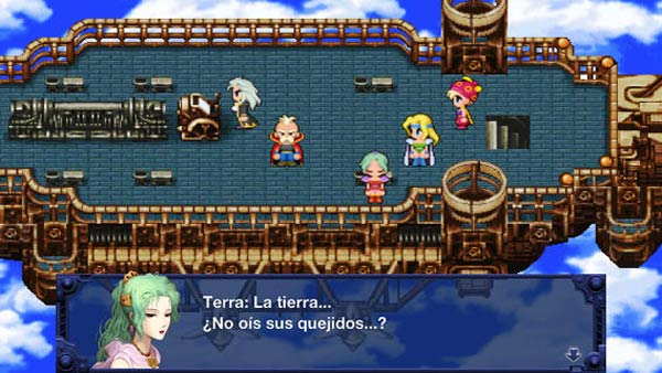 Final Fantasy VI para iPad