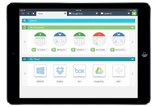 hopTo es LA aplicación de productividad para iPad