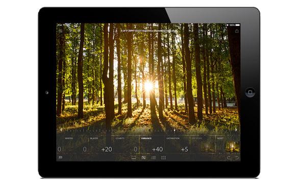 Ya podemos descargar Lightroom para iPad desde la AppStore