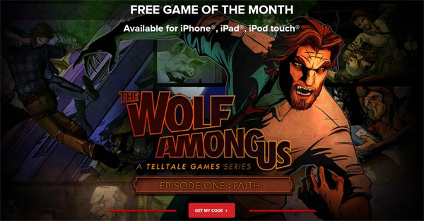 The Wolf Among Us gratis gracias a IGN