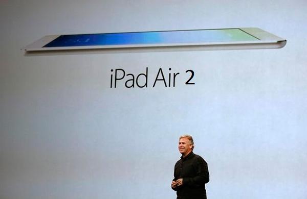 Nuevo iPad Air de segunda generación