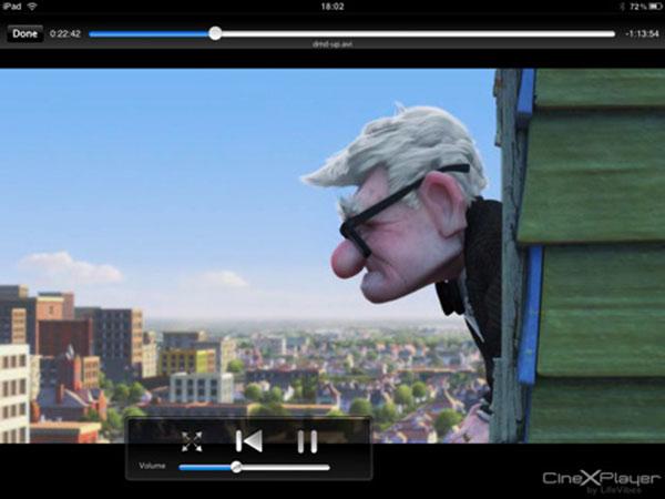 Peliculas-HD-iPad-Cine-X-Player