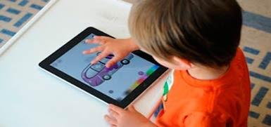 iPad Cuenta